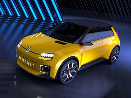 2021 Renault 5 Prototype 11