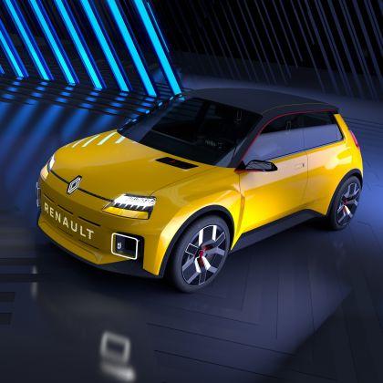 2021 Renault 5 Prototype 12