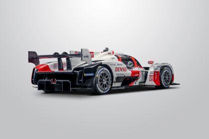 2021 Toyota GR010 Le Mans Hypercar 3