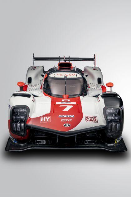 2021 Toyota GR010 Le Mans Hypercar 7