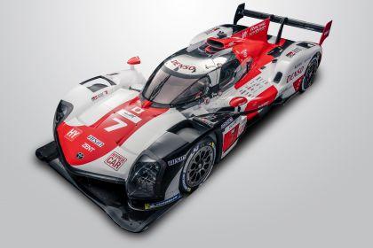 2021 Toyota GR010 Le Mans Hypercar 9