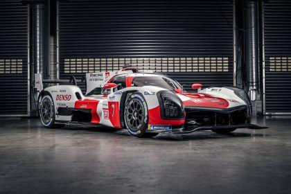 2021 Toyota GR010 Le Mans Hypercar 10