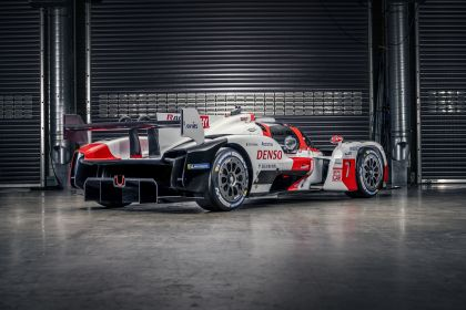 2021 Toyota GR010 Le Mans Hypercar 12