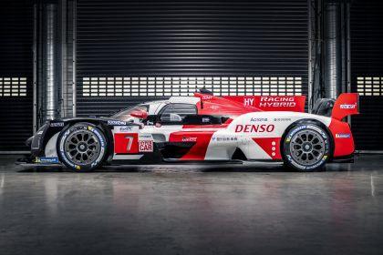 2021 Toyota GR010 Le Mans Hypercar 14