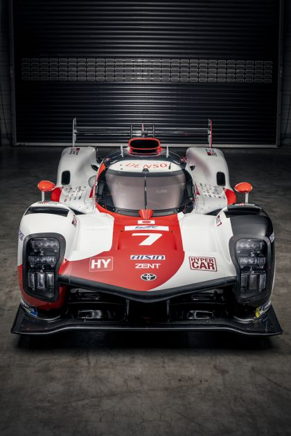 2021 Toyota GR010 Le Mans Hypercar 16