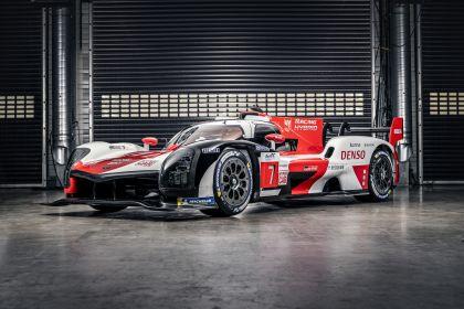 2021 Toyota GR010 Le Mans Hypercar 17