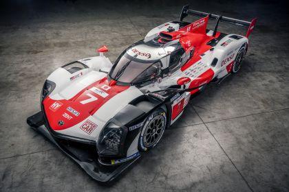 2021 Toyota GR010 Le Mans Hypercar 18