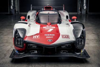2021 Toyota GR010 Le Mans Hypercar 20