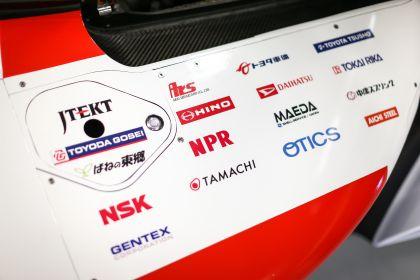 2021 Toyota GR010 Le Mans Hypercar 26