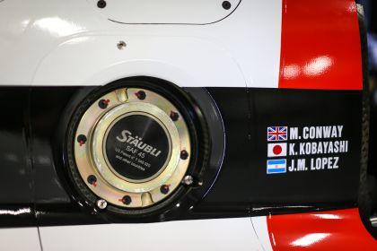 2021 Toyota GR010 Le Mans Hypercar 27