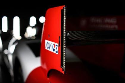 2021 Toyota GR010 Le Mans Hypercar 34
