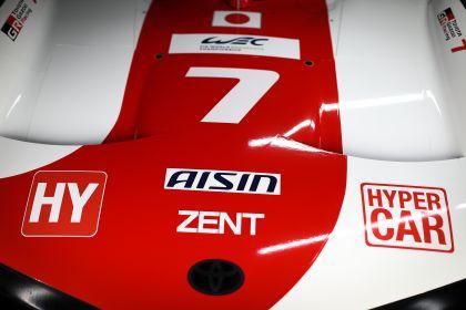 2021 Toyota GR010 Le Mans Hypercar 37