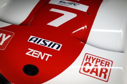2021 Toyota GR010 Le Mans Hypercar 38