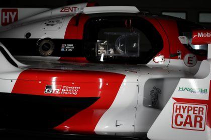 2021 Toyota GR010 Le Mans Hypercar 40