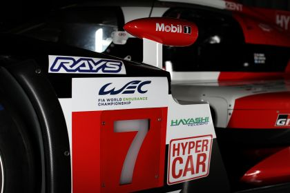 2021 Toyota GR010 Le Mans Hypercar 42