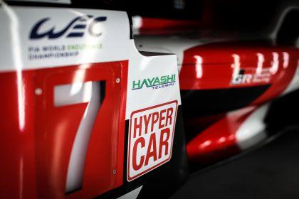 2021 Toyota GR010 Le Mans Hypercar 44