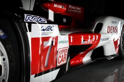 2021 Toyota GR010 Le Mans Hypercar 46