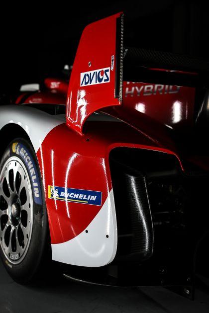 2021 Toyota GR010 Le Mans Hypercar 49