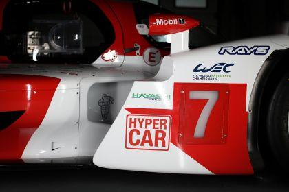 2021 Toyota GR010 Le Mans Hypercar 50