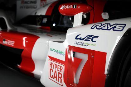 2021 Toyota GR010 Le Mans Hypercar 55