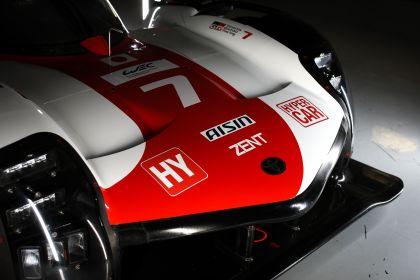 2021 Toyota GR010 Le Mans Hypercar 56