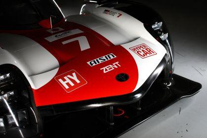 2021 Toyota GR010 Le Mans Hypercar 57