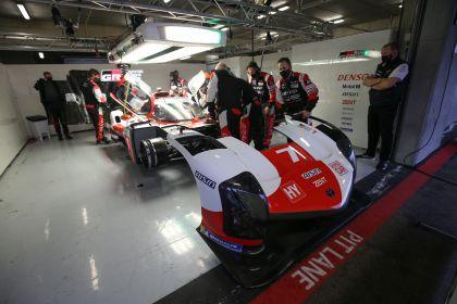 2021 Toyota GR010 Le Mans Hypercar 59