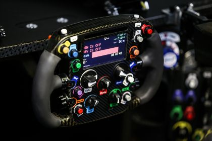 2021 Toyota GR010 Le Mans Hypercar 68