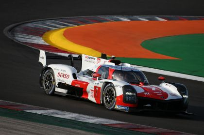 2021 Toyota GR010 Le Mans Hypercar 69