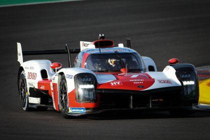 2021 Toyota GR010 Le Mans Hypercar 72