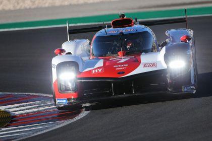 2021 Toyota GR010 Le Mans Hypercar 77