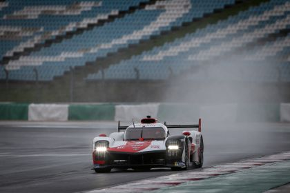 2021 Toyota GR010 Le Mans Hypercar 78