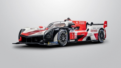 2021 Toyota GR010 Le Mans Hypercar 5