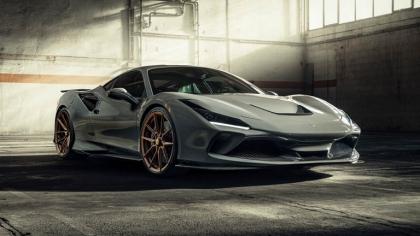2021 Ferrari F8 Tributo by Novitec