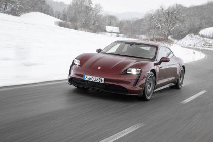 2021 Porsche Taycan 2