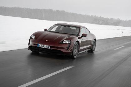 2021 Porsche Taycan 3
