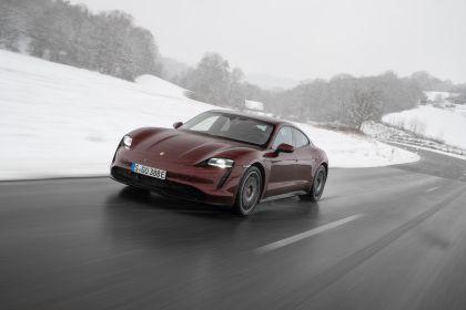 2021 Porsche Taycan 4