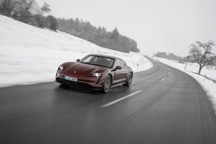 2021 Porsche Taycan 7