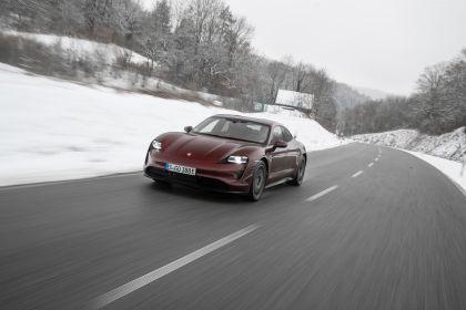 2021 Porsche Taycan 8