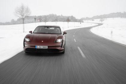 2021 Porsche Taycan 12