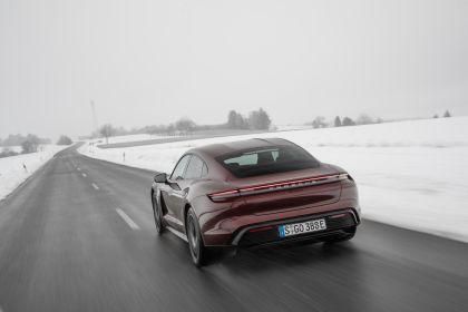 2021 Porsche Taycan 21