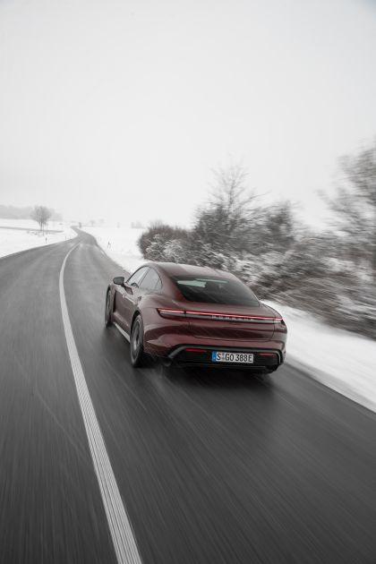 2021 Porsche Taycan 24