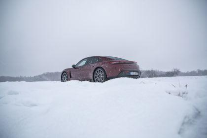 2021 Porsche Taycan 28