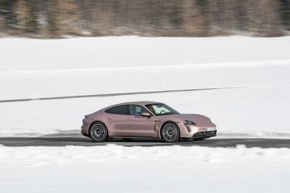 2021 Porsche Taycan 55