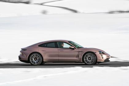 2021 Porsche Taycan 57