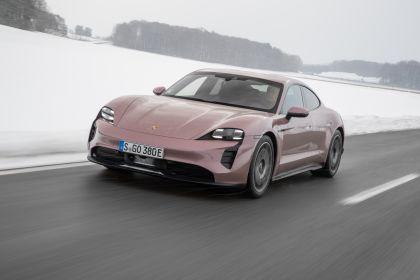 2021 Porsche Taycan 58
