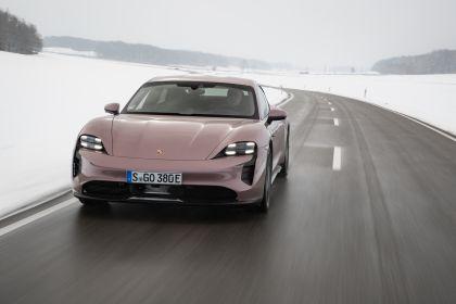 2021 Porsche Taycan 62