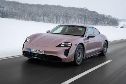 2021 Porsche Taycan 68