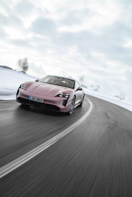 2021 Porsche Taycan 69