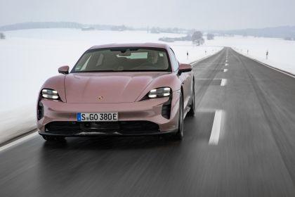 2021 Porsche Taycan 73